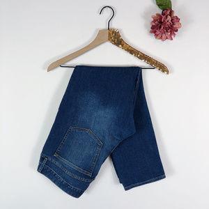 [GAP] Always Skinny Denim Jeans Dark Wash